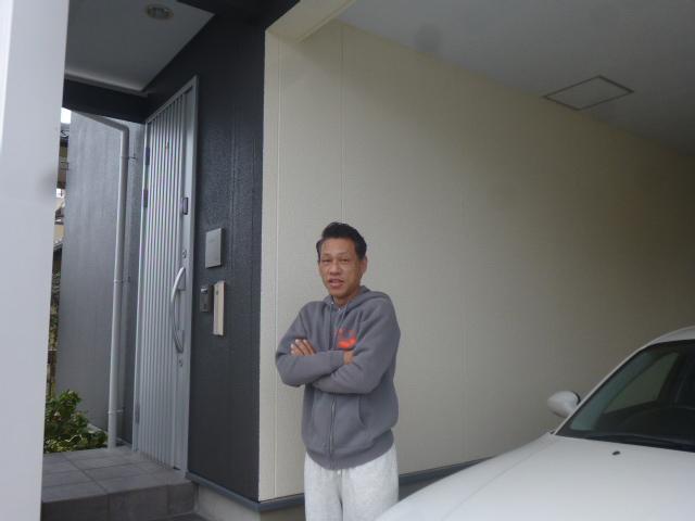 尾張旭市Y様邸 外壁塗装工事
