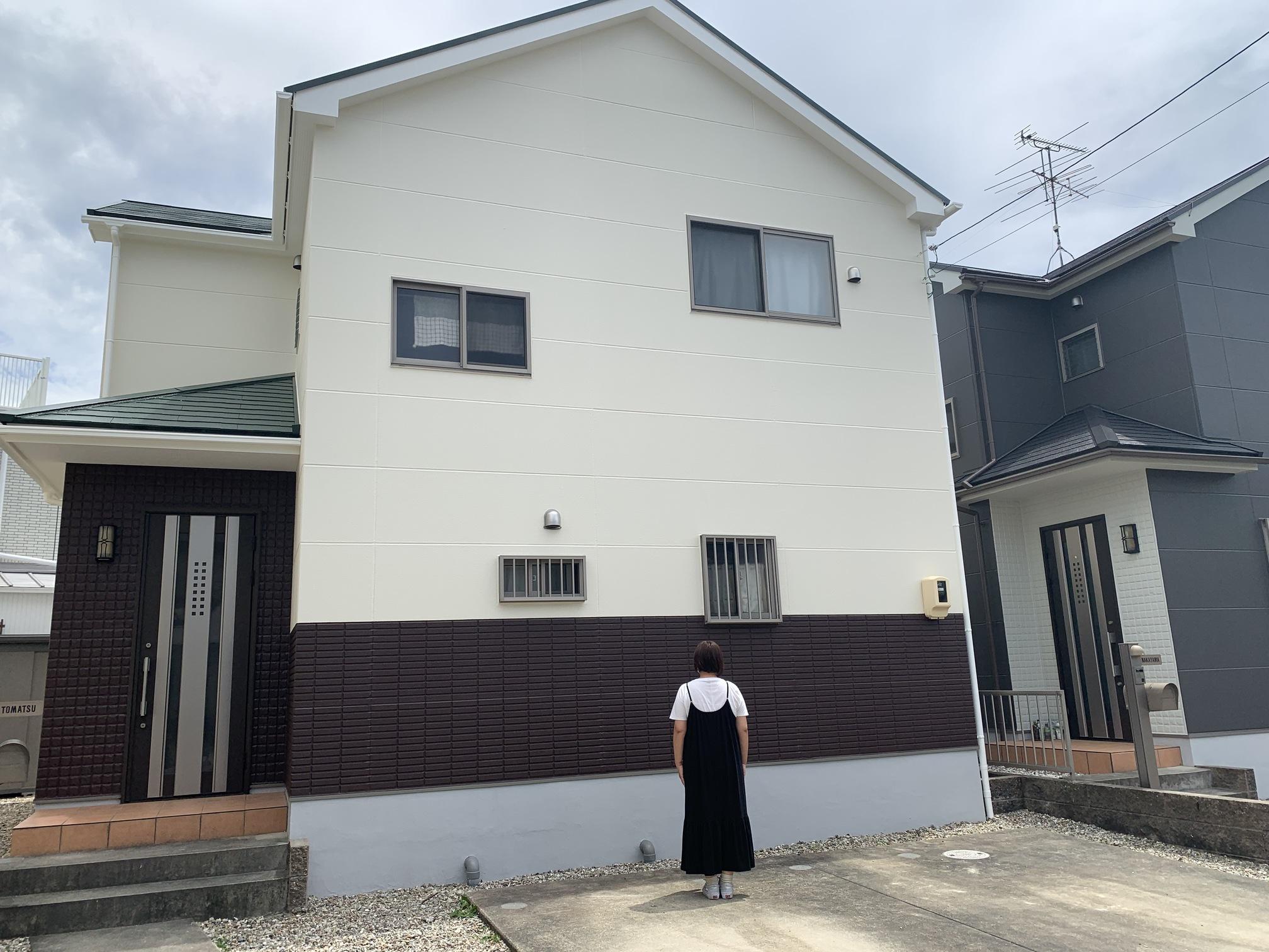 瀬戸市T様邸 屋根外壁塗装工事