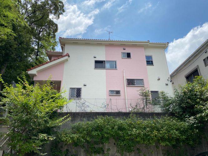 【名古屋市天白区】S様邸 外壁塗装工事