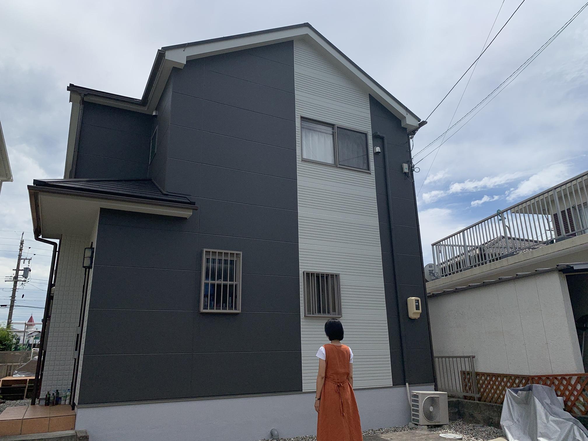 瀬戸市N様邸 屋根外壁塗装工事