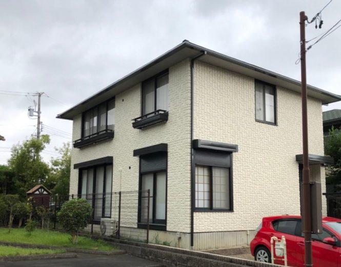 【長久手市】I様邸 外壁塗装・屋根塗装工事