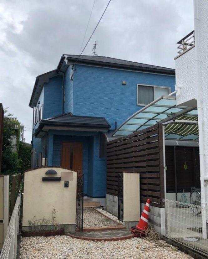 【瀬戸市】 Y様邸 外壁塗装・屋根塗装工事