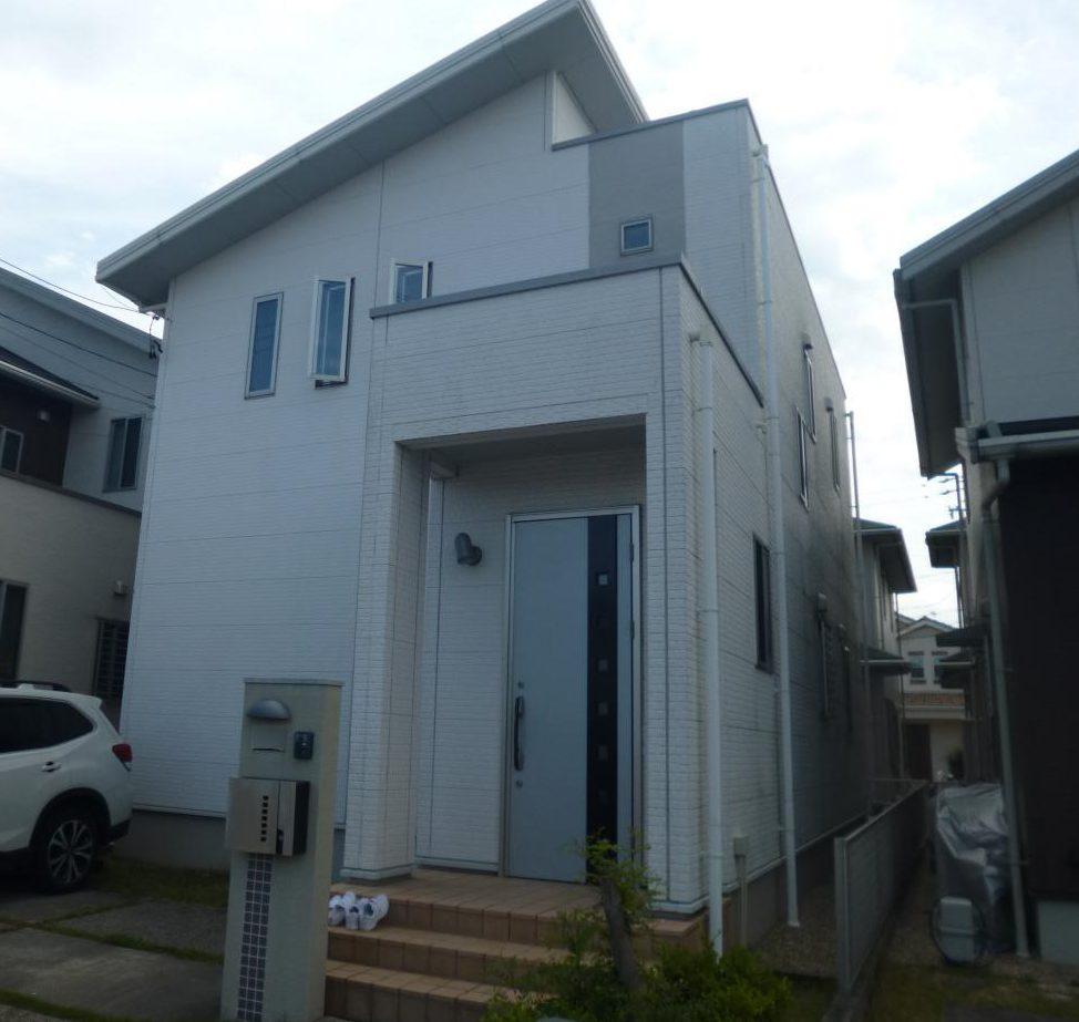 【名古屋市守山区】N様邸 外壁塗装・屋根塗装工事