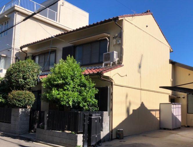 【名古屋市北区】M様邸 外壁塗装・屋根塗装工事