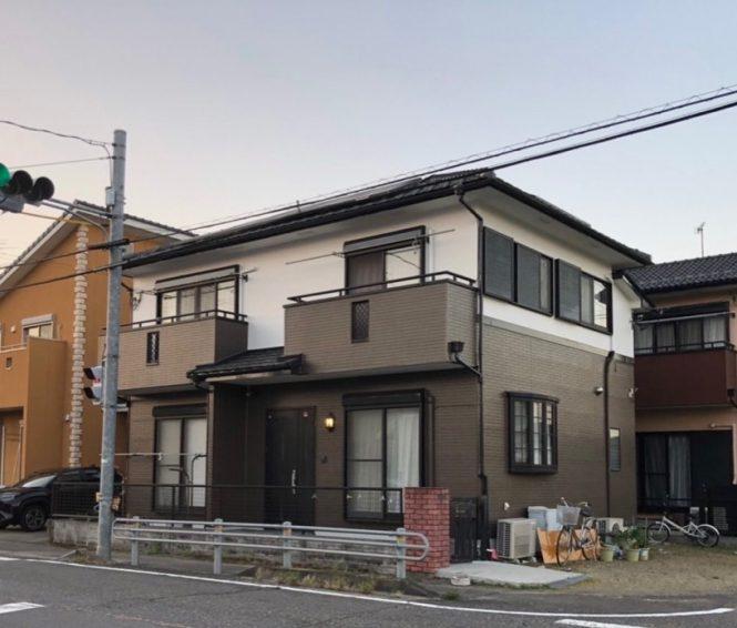 【羽島郡笠松町】M様邸 外壁塗装工事