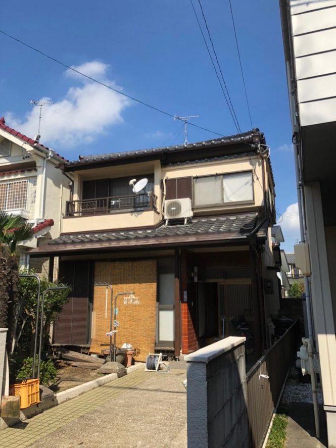 【名古屋市守山区】Y様邸 外壁塗装工事