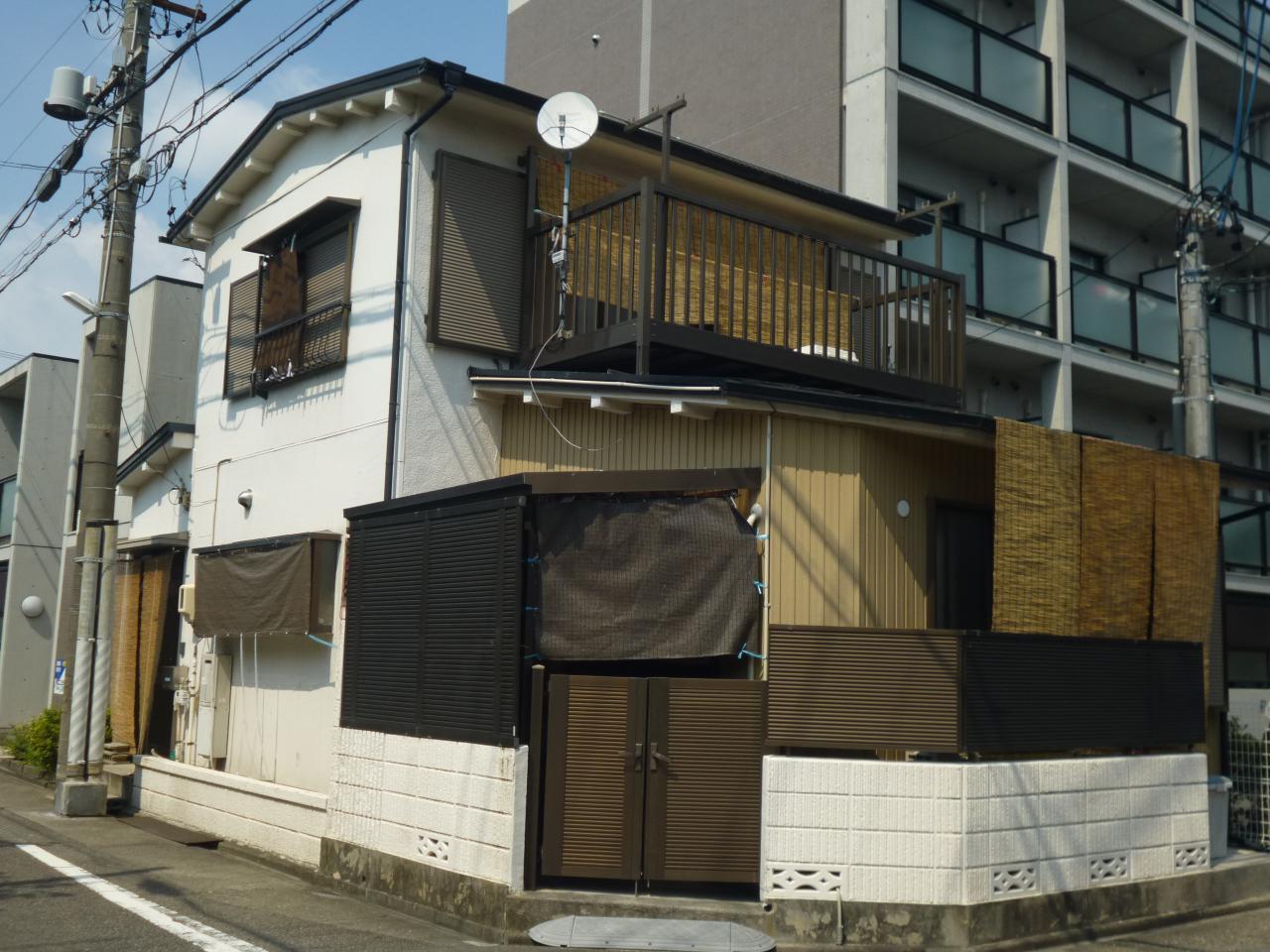 【名古屋市西区】Y様邸 外壁塗装・屋根塗装工事