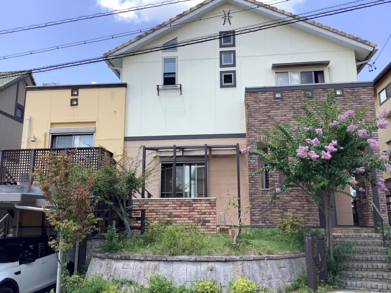 【犬山市】S様邸 外壁塗装工事